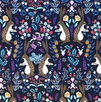 Hilco Russian Rabbit, dunkelblau, Sweat