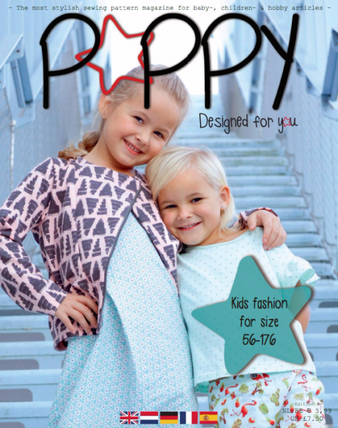 Poppy - Designed for you, Edition 8