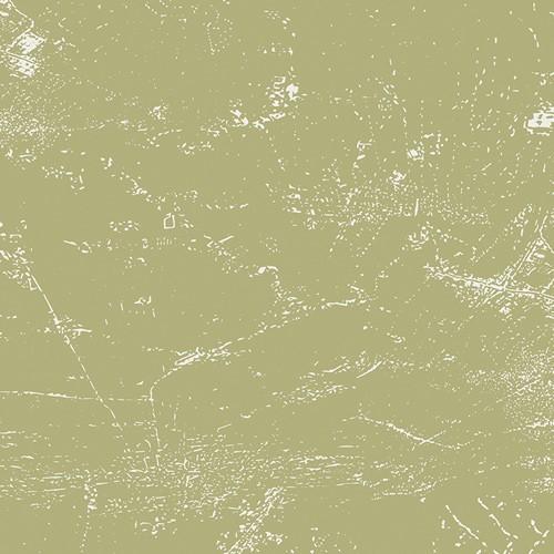 Art Gallery Observer, Aerial View Sage, khaki, Baumwollstoff