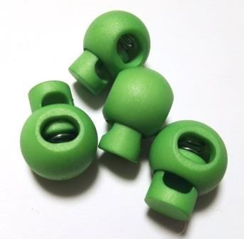 XL Kordelstopper, grün