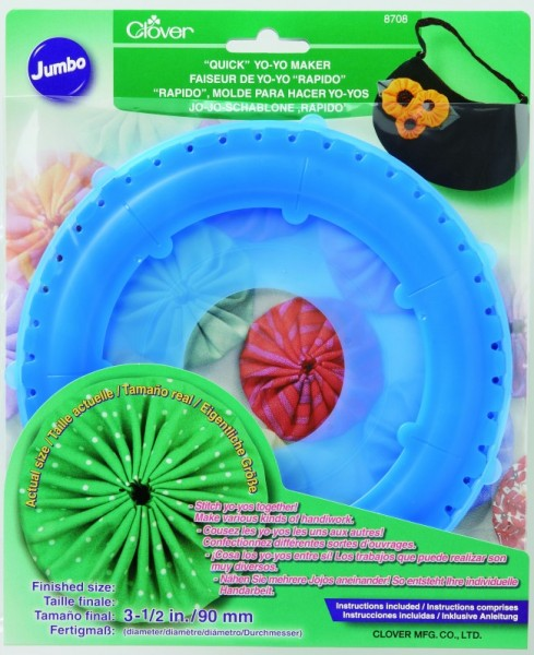 Yo-Yo Maker, Flower, Jumbo 8708