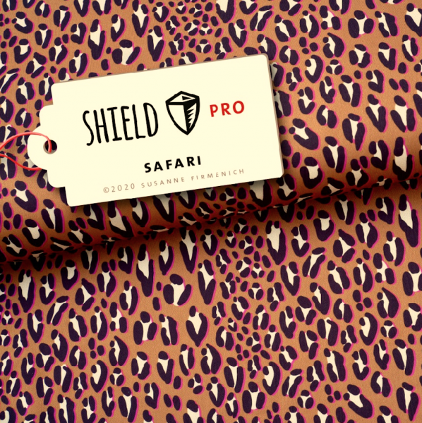 SHIELD Jersey, Safari braun