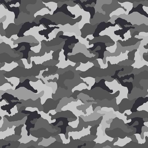 Camouflage grau, Jersey