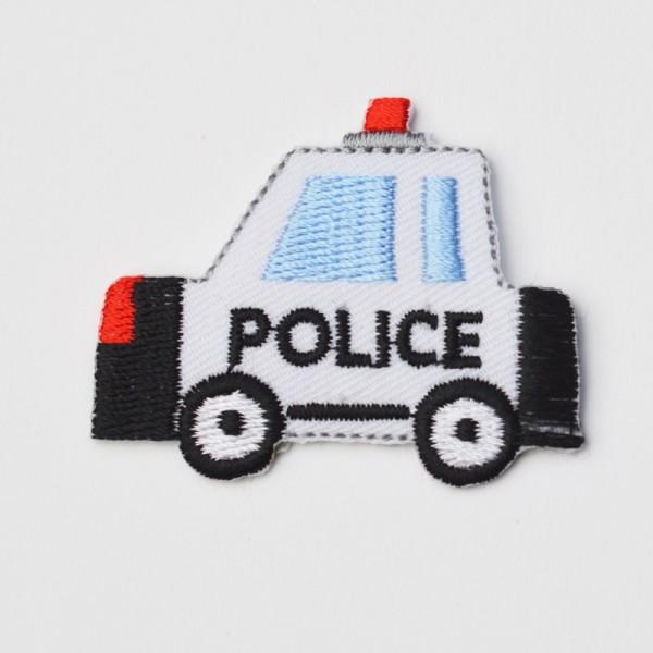 Applikation Polizeiauto