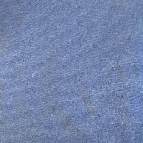 Alpenfleece, blaugrau mit hellgrau
