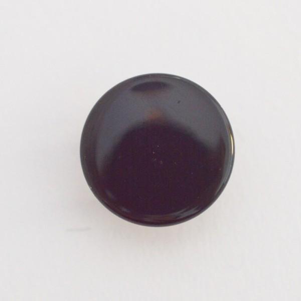 Druckknopf, schwarz, 10 mm