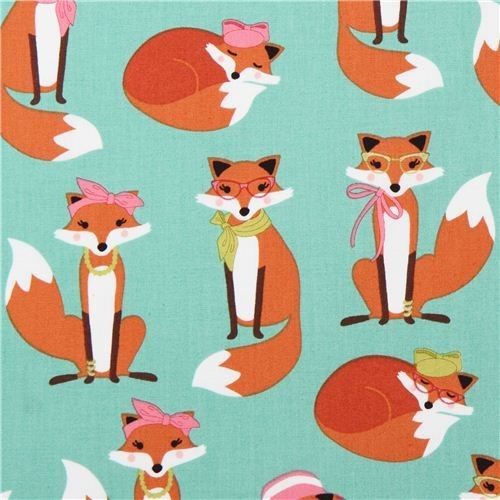 R. Kaufman, Fabolous Foxes, Large Fox Girls mint