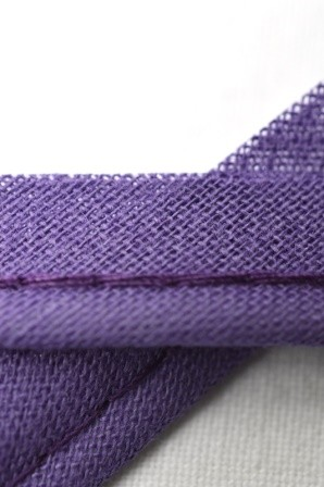 Baumwollpaspel, violett