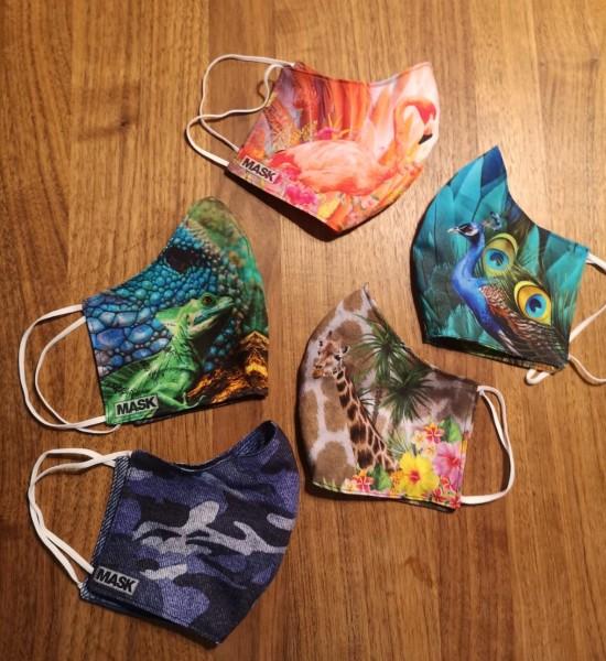 Wundertüte 14 Fertig-Masken