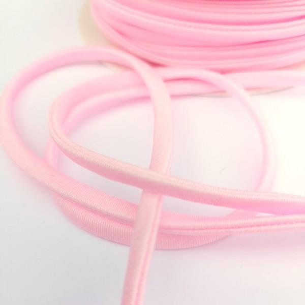 Trägergummi, dick, rosa