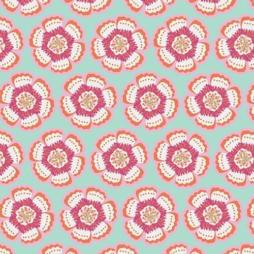 Art Gallery Petal & Plume, Hyperflora Twee, Webstoff