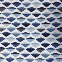 Copenhagen, Mosaic blau, Webstoff