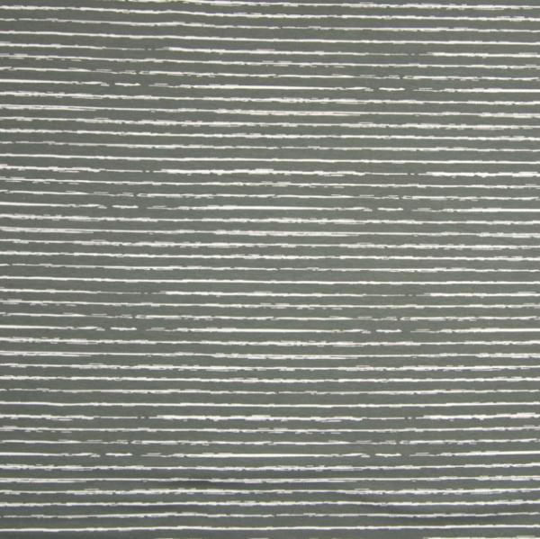 Tabby, Lines grau, Baumwollpopeline