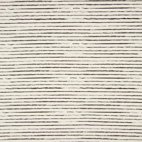 Tabby, Lines offwhite, Baumwollpopeline