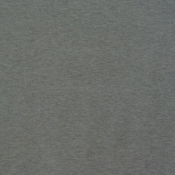 Jersey, grau-meliert, dunkel