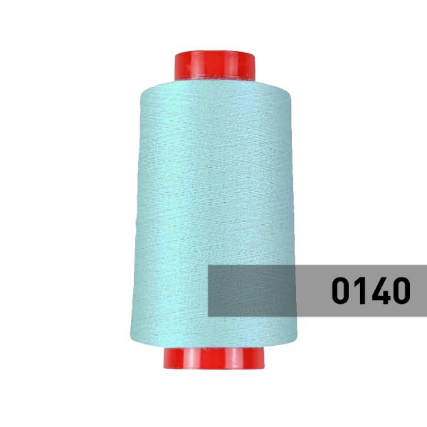 Overlock Garn, aqua (140)