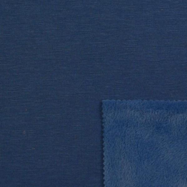 Alpenfleece-Uni, dunkelblau