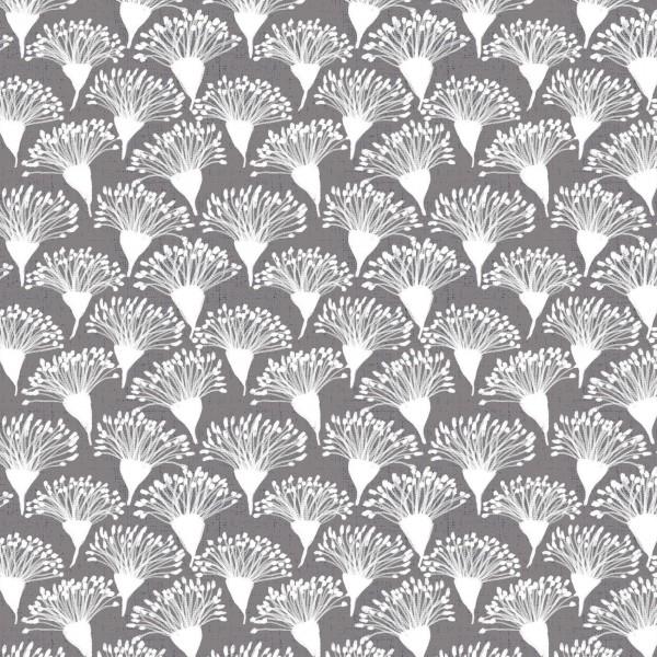 lillestoff, Bouquet gray, Sommersweat