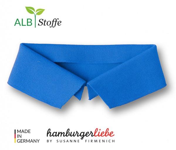 Polo Me Uni, Polokragen, blau, Größe L