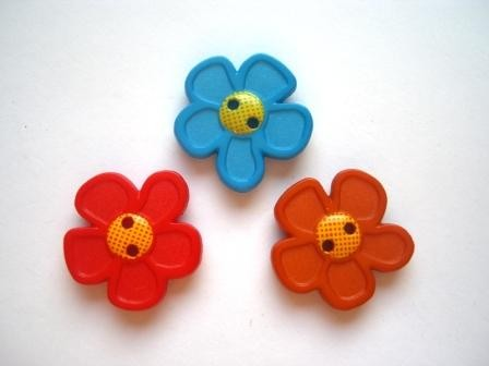 Blume, Knopf