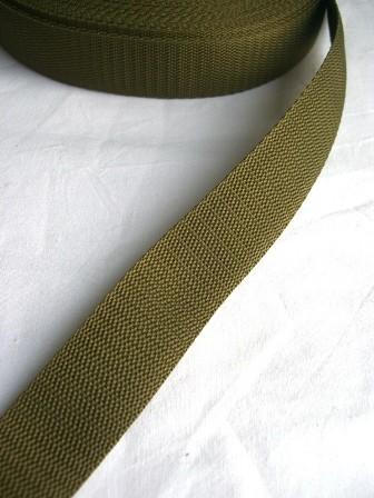 Gurtband, khaki