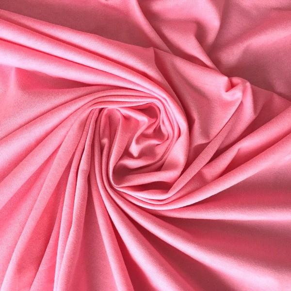 AUSVERKAUFT! Alberto Bio-Jersey, rosa, *Letztes Stück ca. 100 cm*