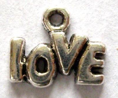 Love, klein, Charm