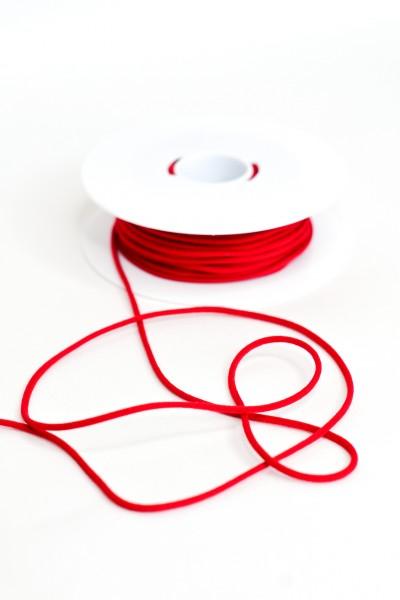 Trägergummi, rot