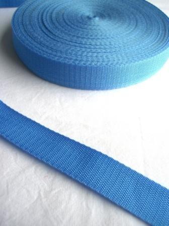 Gurtband, hellblau