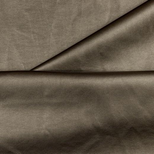 Levi, Lederimitat genarbt, dunkelbraun-metallic