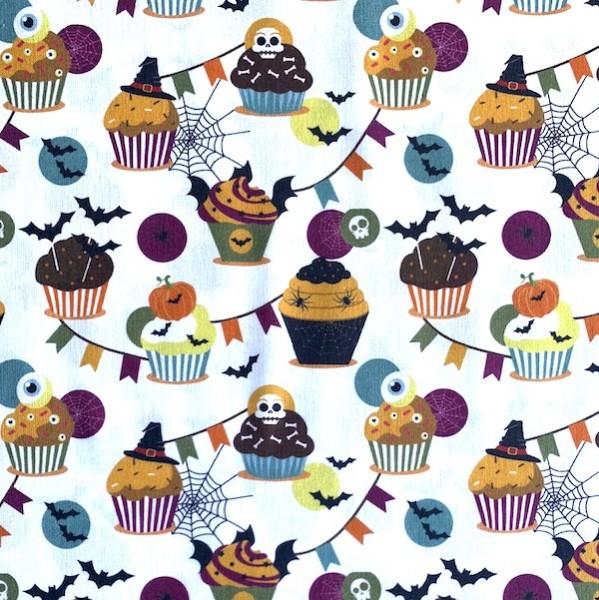 Funny Cupcakes, Baumwollstoff