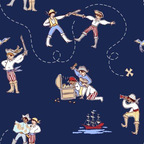 Michael Miller, A Pirates Life dunkelblau