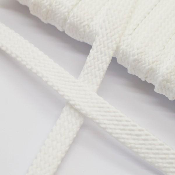 Hoodieband, 10 mm, offwhite