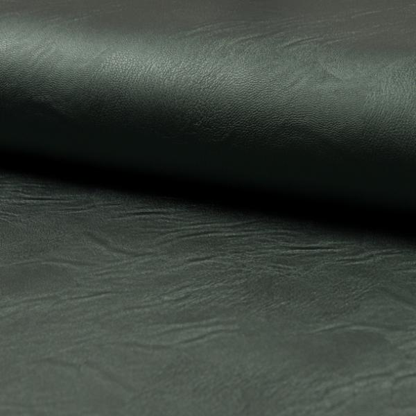 Sally, Lederimitat dunkelgrün metallic