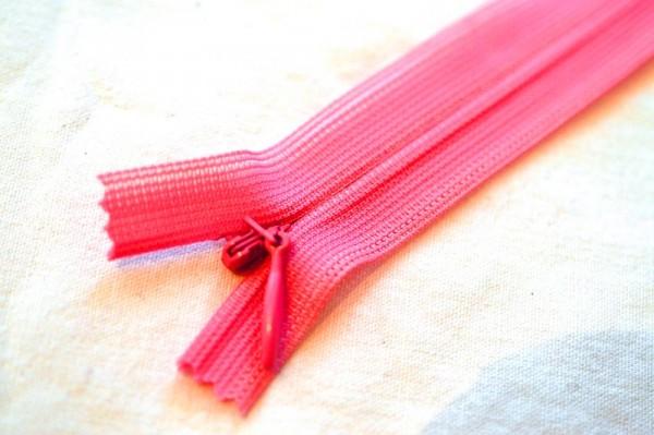 Nahtzipp, pink *SALE*