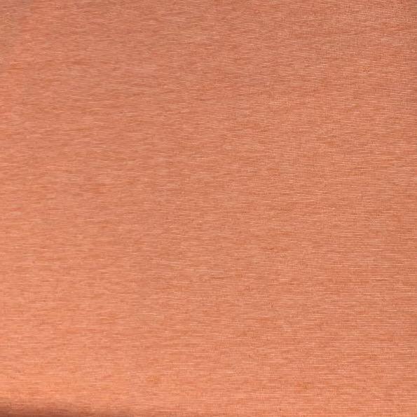 Stenzo Jersey, Mikrostreifen orange-weiß