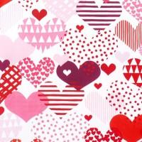 A. Henry, Hearts A Flutter, weiß