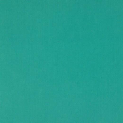 Viskosewebstoff, türkisgrün
