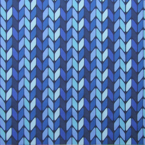 Arrow blau, Bio-Jersey