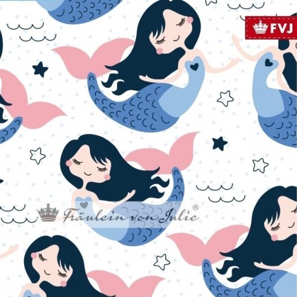 Fräulein von Julie, Meerjungfrau weiß, Jersey