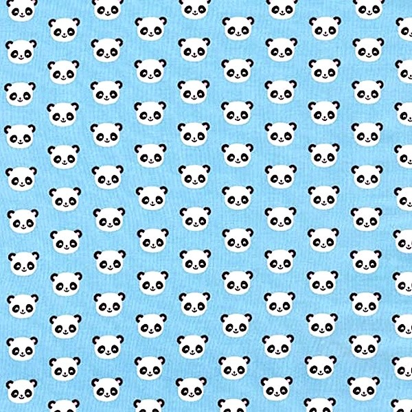 R. Kaufman, Urban Zoologie Minis Pandas blau