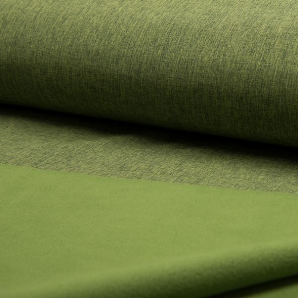 Softshell grün-meliert