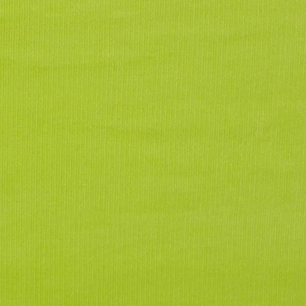 Babycord, lime