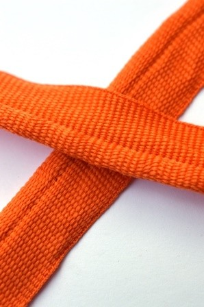 Taschenpaspel, dunkles orange