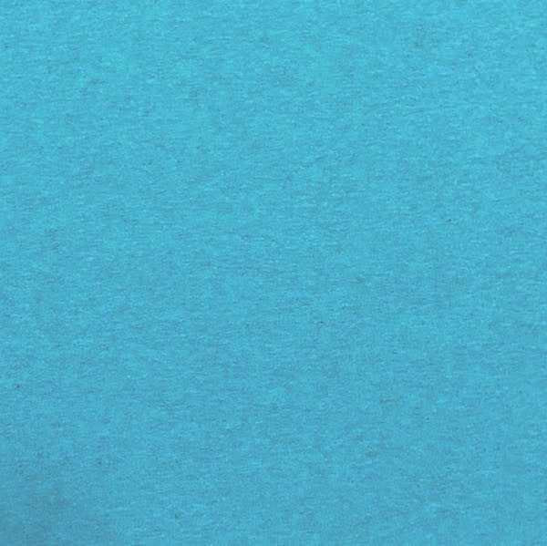 lillestoff, Bio-Jersey, türkis-melange