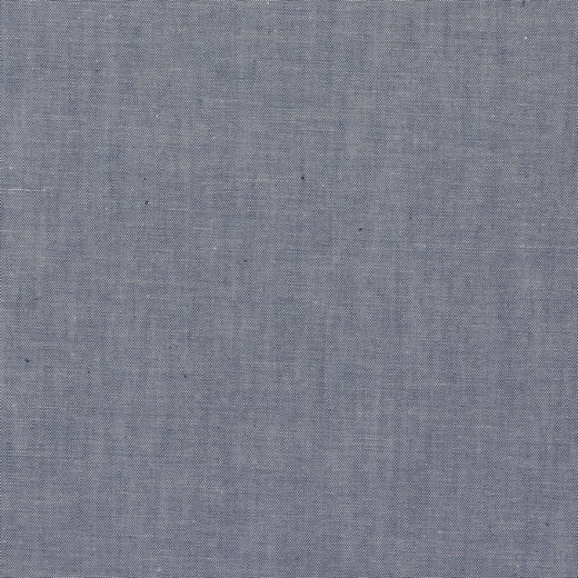 Yarn Dyed dunkelblau, Baumwollpopeline, waschbar bei 60°