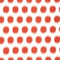 Free Spirit Butterfly Garden Dots orange, Webstoff