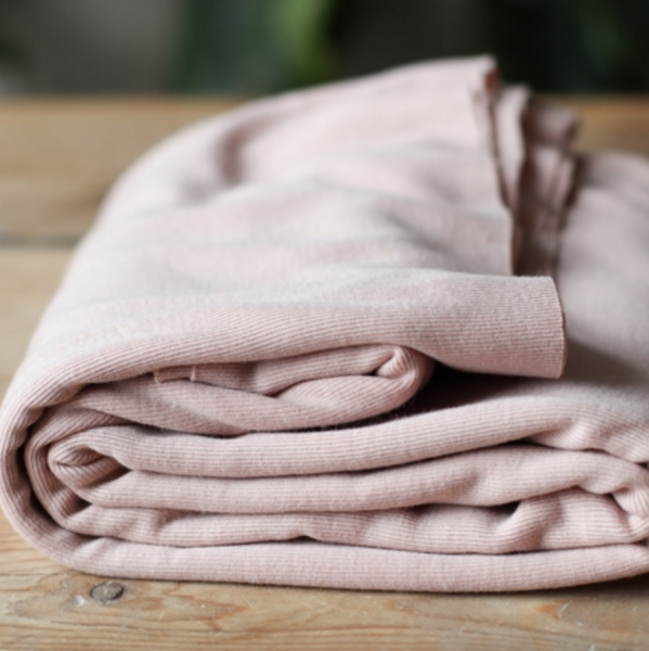 Meet Milk, TENCEL™ Fine-Ribjersey, powder pink/puderrosa