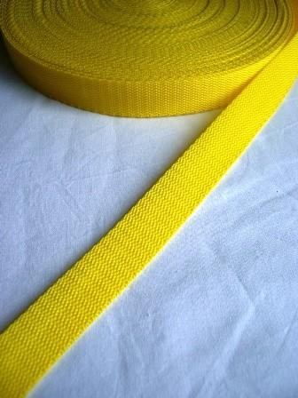 Gurtband, gelb