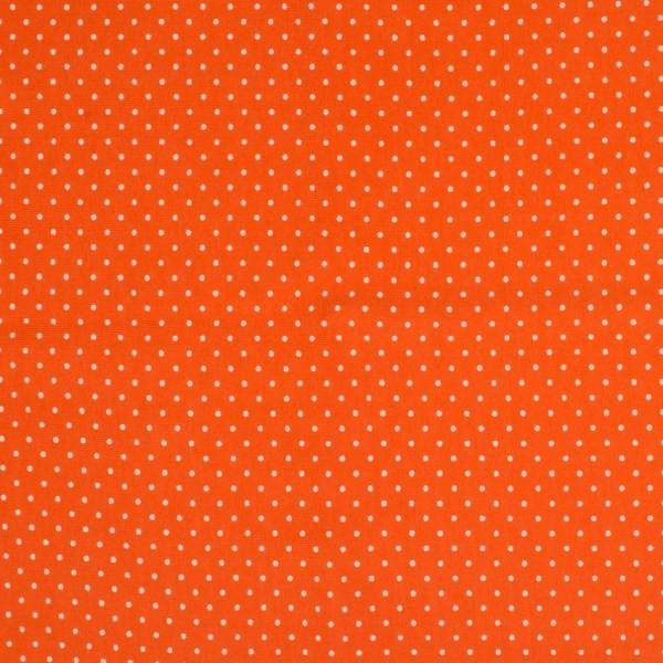 Miri kleine Punkte orange, Jersey